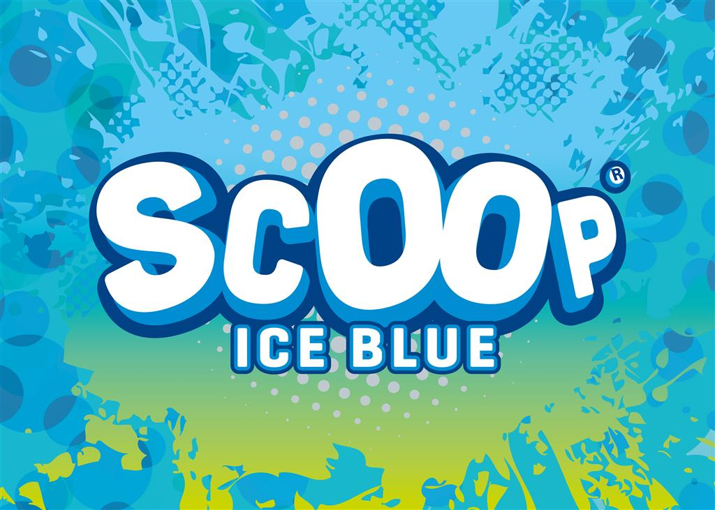 SCOOP Ice blue 10L