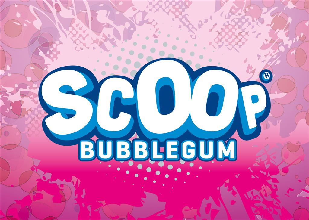 SCOOP Bubblegum 1L
