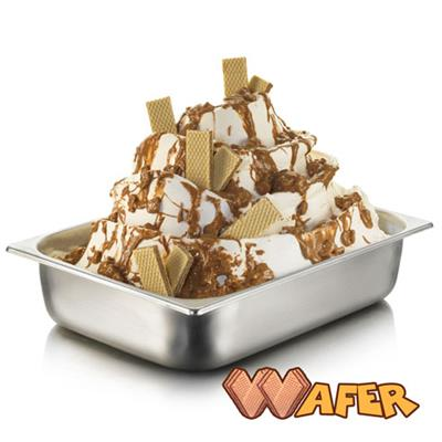 MEC3 Kit Wafer (wafer sause&pieces, hazelnut) 9kg
