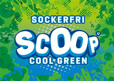 SCOOP Sockerfri Cool Green 5L