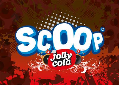 SCOOP Jolly Cola 1L