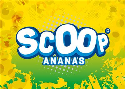 SCOOP Ananas 1L